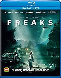 FREAKS Release Poster