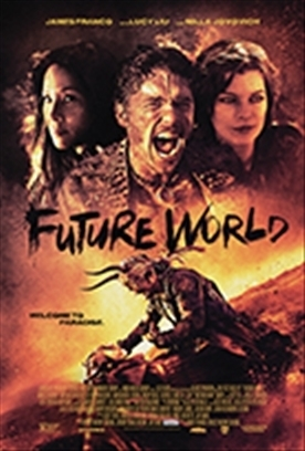 FUTURE WORLD Release Poster