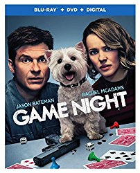 Game Night Blu-ray Cover