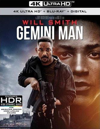 GEMINI MAN   Release Poster