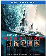 GEOSTORM Release Poster
