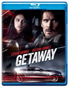 Getaway Blu-ray