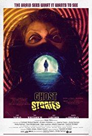GHOST STORIES Release Poster