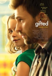 GIFTED Release Poster