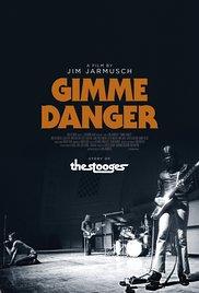 GIMME DANGER Release Poster