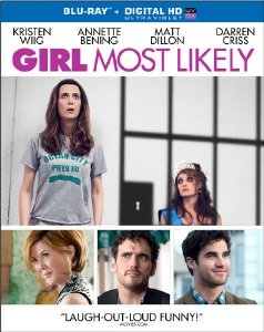 GIRL MOST LIKELY Movie Poster