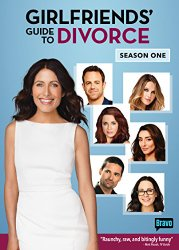 GIRLFRIEND'S GUIDE TO DIVORCE SEASON ONE Cover