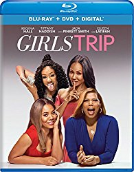 GIRLS TRIP Blu-ray Cover