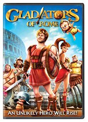 Gladiators of Rome Blu-ray