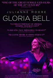 GLORIA BELL Release Poster