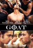 GOAT Blu-ray Cover