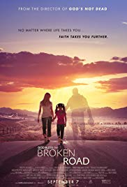 GOD BLESS THE BROKEN ROAD Release Poster