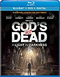 GOD'S NOT DEAD: A LIGHT IN DARKNESS  Release Poster