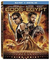 GODS OF EGYPT Release Poster