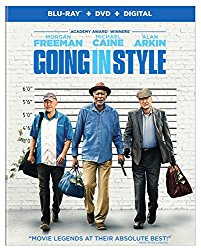 GOING IN STYLE Blu-ray Cover
