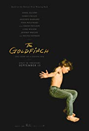 THE GOLDFINCH Release Poster