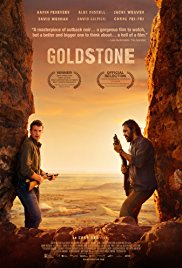 GOLDSTONE Release Poster
