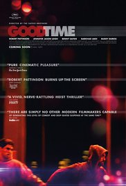 GOOD TIME  Release Poster
