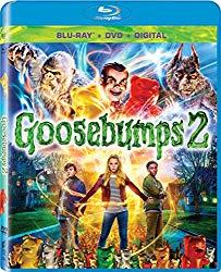 GOOSEBUMPS 2: HAUNTED HALLOWEEN Release Poster