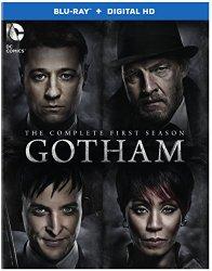 GOTHAM SEASON ONE Blu-ray