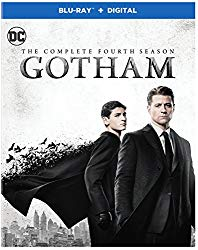 Gotham Season 4 Blu-ray Cover
