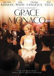 GRACE OF MONACO DVD Cover