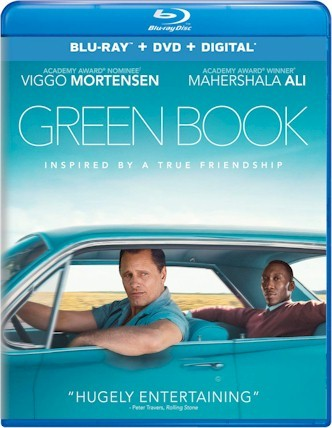 GREEN BOOK Release Poster