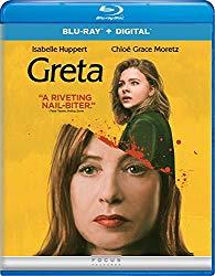 GRETA Release Poster