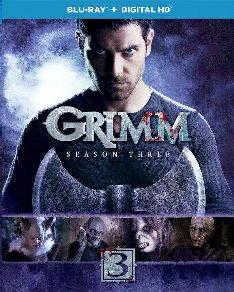 Grimm Season 3 Blu-ray