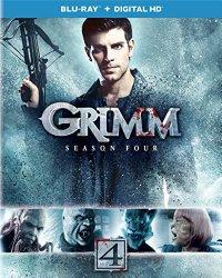 Grimm Season 4 Cover