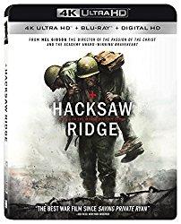 HACKSAW RIDGE Release Poster