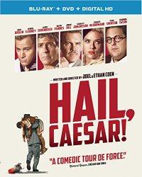 HAIL CAESAR! Blu-ray Cover