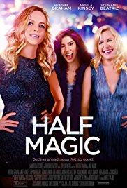 HALF MAGIC Release Poster
