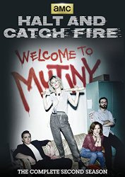 HALT AND CATCH FIRE SEASON TWO Cover