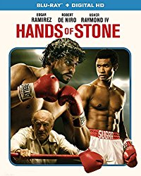 HANDS OF STONE  Release Poster