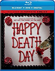 HAPPY DEATH DAY Blu-ray Cover