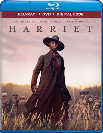 HARRIET  Release Poster