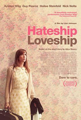 Hateship Loveshipl Movie Poster