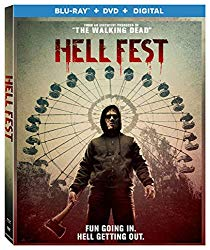 HELL FEST Release Poster