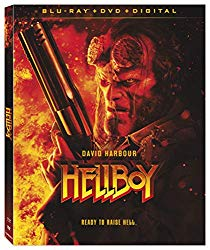 HELLBOY Release Poster