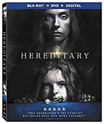 HEREDITARY Release Poster