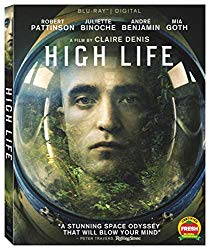 HIGH LIFE  Release Poster