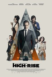 HIGH-RISE Release Poster