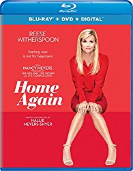 HOME AGAIN Blu-ray Cover
