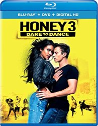 H0NEY 3 Blu-ray Cover