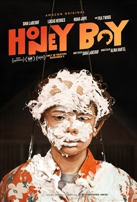 HONEY BOY Release Poster