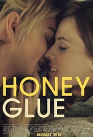 HONEYGLUE Release Poster