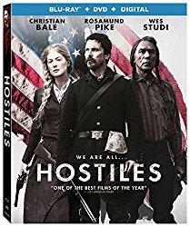 HOSTILES Release Poster