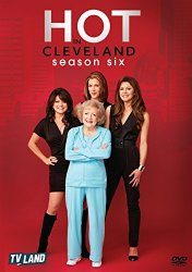 HOT IN CLEVELAND SEASON 6 DVD Cover