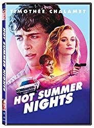 HOT SUMMER NIGHTS Release Poster